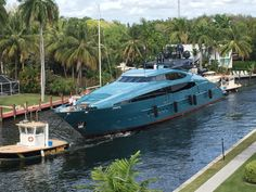 Palmer Johnson Blue Ice- AJ MacDonald - Yacht Broker - ajmacdonald@camperandnicholsons.com