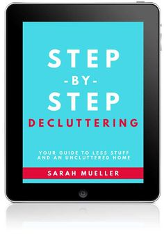 If clutter is threatening to overwhelm you and your life, this ebook has some great decluttering tips and tricks. Get checklists and encouragement to help you declutter your home.