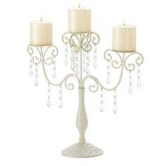 Elegant Crystal Candlestick Holders to Buy Online