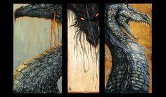 Trinity by myriam catrin | Fantasy | 2D | CGSociety