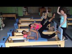 Pilates Reformer and Jumpboard Workout Pilates At Home, Pilates Reformer Exercises, Pilates Studio, Pilates Workout, Cardio, Tennis Trainer, Pilates Instructor, Aerobics Workout, Yoga