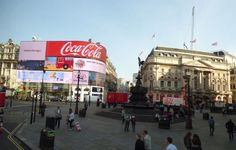 Blick auf Piccadilly, Foto: S. Piccadilly Circus, Times Square, England, Street View, London, Travel, Scotland, Viajes, Destinations