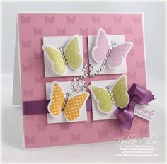 totally adorable, who wouldn't want to receive this card!