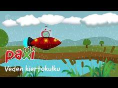 Paxi – Veden kiertokulku - YouTube Vand, Science And Technology, Investing, Education, Youtube, Tieto, Instagram, Inspiration, Biblical Inspiration