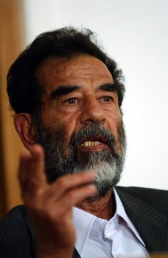 Saddam Hussein is executed for crimes against humanity.