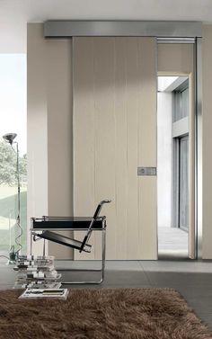 Vela, modern sliding door