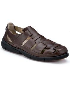 Leather Sandals for Men - StyleBistro