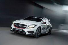 #MercedesBenz #GLA45 #AMG #conceptcar #thebestornothing