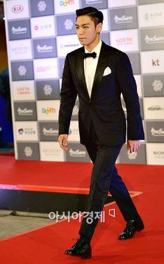 TOP (Choi Seung Hyun) ♡ #BIGBANG #KPOP - Busan International Film Festival 2013