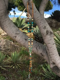 Necklace Boho door Bohemian4Ever op Etsy