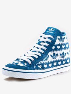 adidas OriginalsHoney Mid Plimsolls  they're mine :)