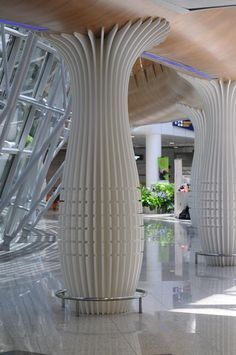 column interior design - Google Search