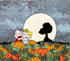 "1966 ... ""It's the Great Pumpkin, Charlie Brown!"" | James Vaughan | Flickr"