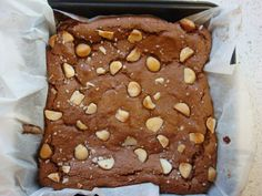 Salted Caramel Brownies in the thermomix Thermomix Recipes Healthy, Thermomix Desserts, Sweet Recipes, Whole Food Recipes, Cooking Trout, Bellini Recipe, Salted Caramel Brownies, Cooking Sweet Potatoes, Cooking Pumpkin
