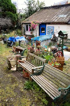 Grandma's Shop. Watchet. by Canis Major, via Flickr
