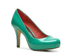 I want!   Madden Girl Getta Patent Pump | DSW