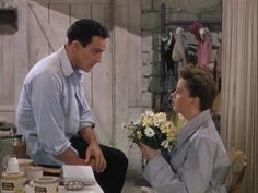 This scene in Summer Stock has to be the most romantic thing I've ever seen. I love Gene and Judy