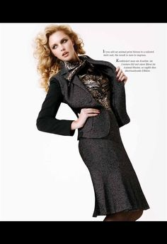 d4c9cf4ed42 Warmer skirt suit for the winter. Mizzou Business · Business Attire  Inspiration