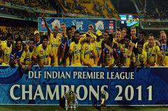 IPL Season 4 2011 Winner & Runner up Teams