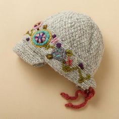 MEADOWLARK KNITTED CAP