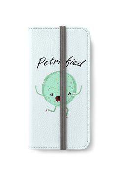 """""""Petri-Fied - Funny Microbiology Biologist T Shirt for Men Women Kids"""" iPhone Wallets by Chris Kelly   Redbubble"""