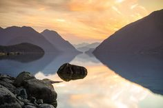 Golden Ears Good Morning by Carrie Cole on 500px