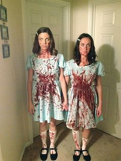 #Halloween #costume #ideas #twins #TheShining #Movie