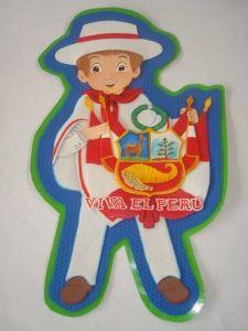 dibujo animado de niños de la sierra peruana - Buscar con ...