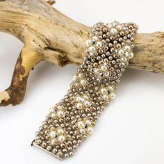 Mysterious Moon Bracelet Kit - Beads Gone Wild  - 2