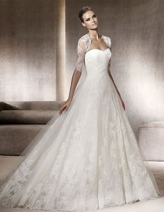 24 Fantastic Wedding Dresses For Your Fantastic Еntertainment