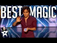 Watch the most viewed and best loved magicians auditions right here on Magician's Got Talent. Who was your favourite magician? Which was your best magic audi. Magic Tricks Revealed, Easy Magic Tricks, Make Money Online, How To Make Money, How To Become, Britain Got Talent, America's Got Talent, The Fool