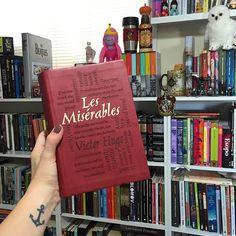 Não consegui escolher uma leitura nova, resolvi acelerar o projeto #lendoosmiseráveis  Muito amô por esse livro ❤️❤️❤️ #nowreading #livro #book #osmiseraveis #victorhugo #lesmiserables