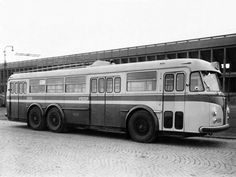 Tatra T400 '1952–???? Prague Transport, New Bus, Bus House, Bus Coach, Busses, Cars And Motorcycles, Techno, Cars