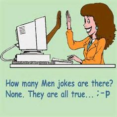 Jokes About Men - Bing Images Stupid Quotes, Jokes Quotes, Jokes About Men, Men Jokes, Crazy Jokes, Laughing Therapy, Men Vs Women, Cute Love Quotes, Have A Laugh