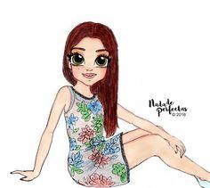 Karol es tan linda i love you hay la amo Bff Drawings, Amazing Drawings, Disney Drawings, Cartoon Drawings, Drawing Sketches, Kawaii Disney, Disney Art, Luna Anime, Chibi Kawaii