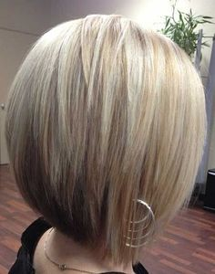 Normally short hair makes you appear much younger. But short hair does not suit every type of face. These Short bob hairstyles for different type of hair.