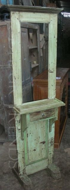 www.jodhpurtrends.com antique indian dressing table with mirror