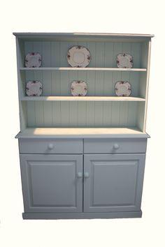 Welsh Dresser, Furniture Restoration, Dressers, China Cabinet, Storage, Handmade, Home Decor, Hand Made, Homemade Home Decor
