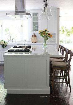 kitchen island | Marina Delio | Flickr