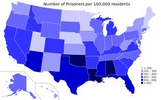 What Would The USA's Incarcerated Be If It Were A Nation?