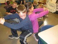 team building activities first week - responsive classroom