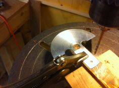 fitting the handle - Making a head or round knife - Gallery - Leatherworker.net