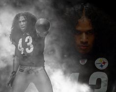 photo of troy polamalu - Bing Images