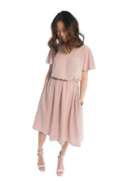 Amalfi dress by Hey June Handmade