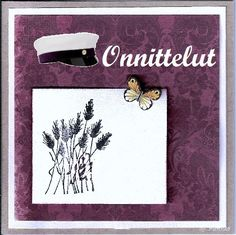Omatekoiset itsetehdyt kortit Gift Ideas, Cards, Gifts, Presents, Map, Favors, Gift