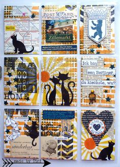 Arts by Tini: My Pocket Letters