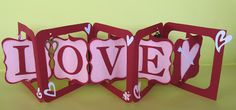 Sizzix: Die Cutting Inspiration and Tips: Pop[up] Spotted: Love, Gratitude & Wall Art projects