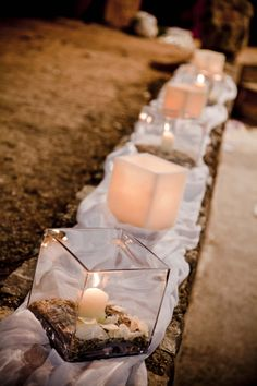 A multitude of imaginative, exceptional and DIY candle styles for weddings as well as other occurrences. Indoor Wedding, Our Wedding, Dream Wedding, Wedding Ideas, Wedding Designs, Wedding Styles, Unity Ceremony, Diy Candles, Ceremony Decorations