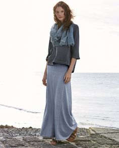Image of Jersey skirt - Poetry Fashion