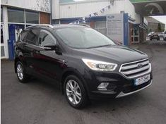 2017 (171) Ford Kuga TITANIUM 1.5 TDCI 120PS FWD 4 SEAT COMMERCIAL Diesel in Limerick